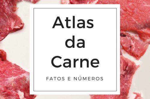 Atlas da Carne - Fatos e números