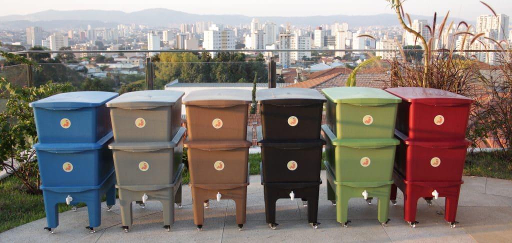 Humi - composteira doméstica