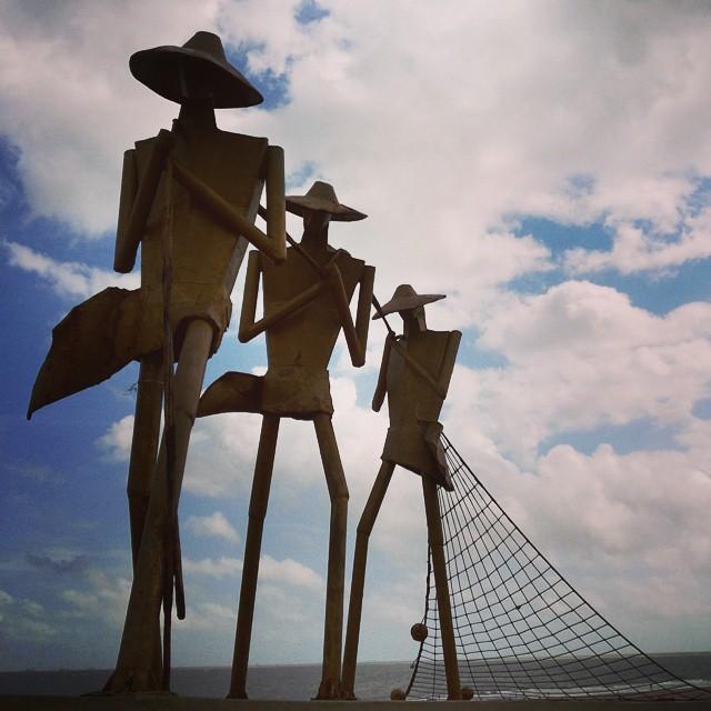 Pescadores - São Luís